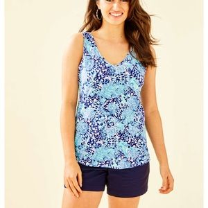 NWT! Lilly Pulitzer top!